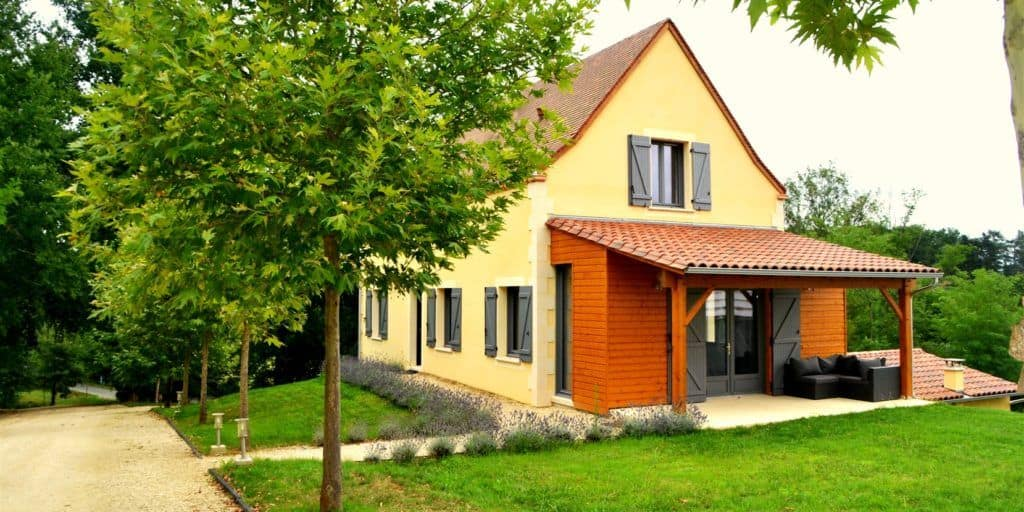 Exterior villa 8