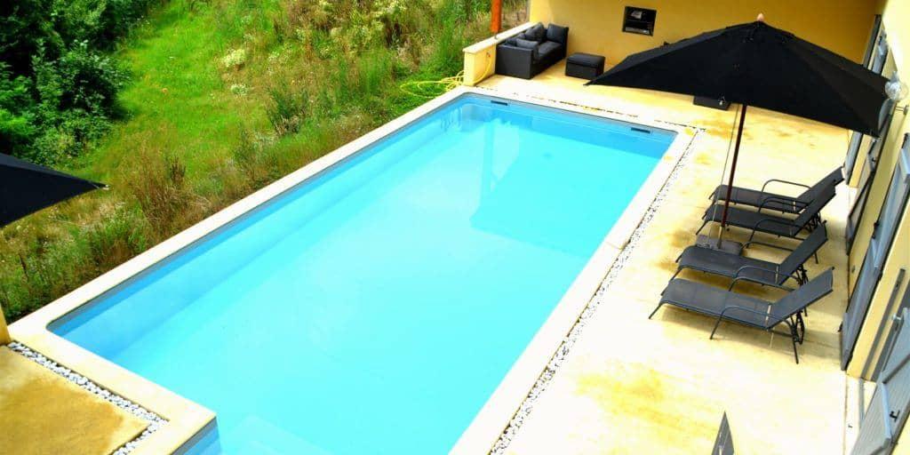 Pool villa 8 les merles Dordogne
