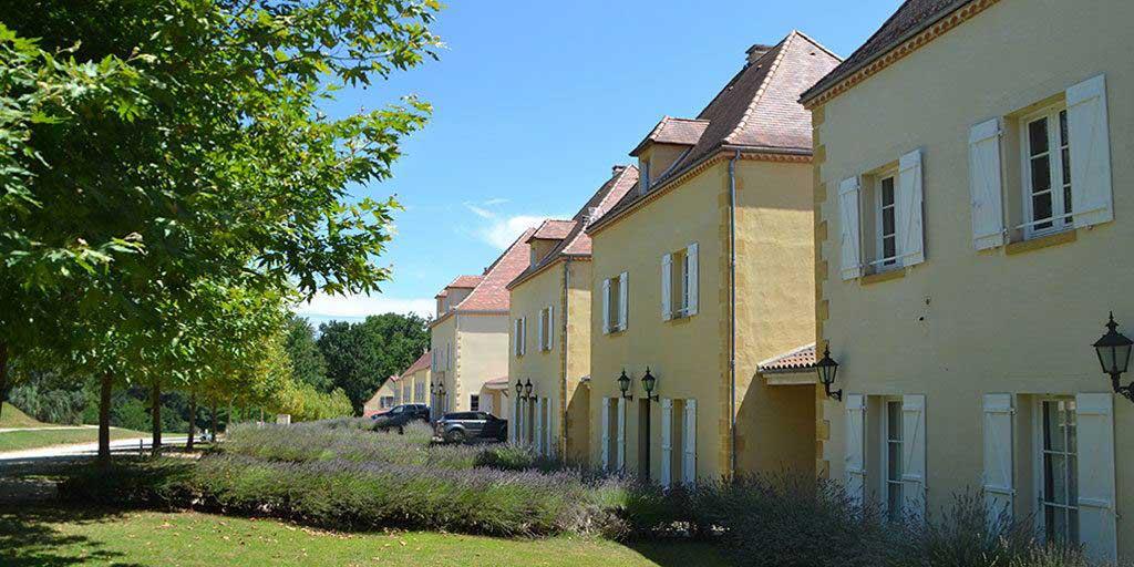 Real estate Chateau les Merles Dordogne
