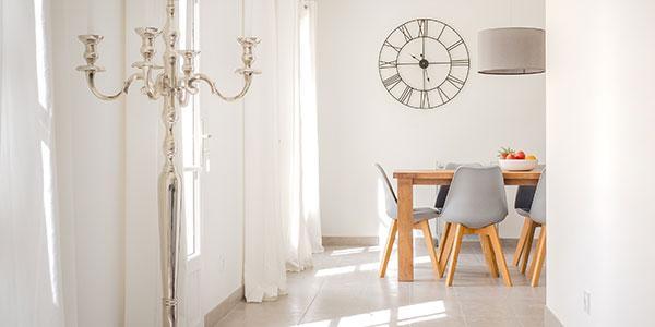 kitchen table villa 7