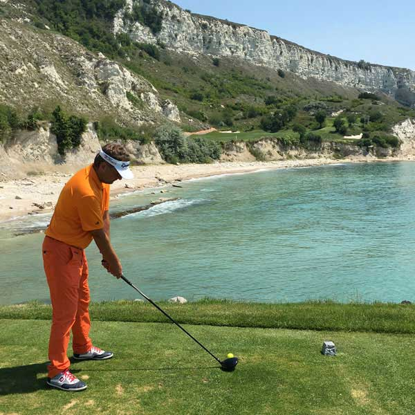 golf vacances